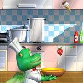 Дракончик на Кухні