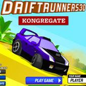 3Д гонки: Дріфтінг на острові