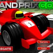3Д гонки: ГрандПрикс