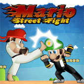 Вуличні Бійки з Маріо