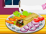 Кулінарія шаурма