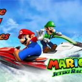 Маріо Racing по Воді