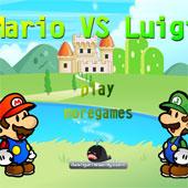 Маріо проти Луїджі