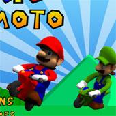 Гонки Маріо на Мотоциклі