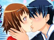 Аніме поцілунки
