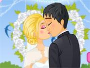 Весільний поцілунок