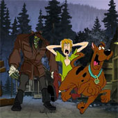 Скубі Ду Врятуватися з Лісу
