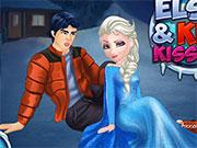 Поцілунки Ельзи і Кена