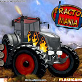 Гонки на тракторах з причепом