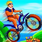Наруто: Велосипедні Змагання