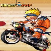Наруто: Гонки на Мотоциклі