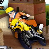 Наруто: Мотогонки по Стіні