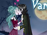 Поцілунки закоханих вампірів