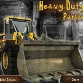 Паркування на тракторах