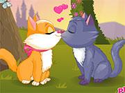 Поцілунки мого кошеняти