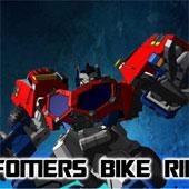 Трансформери Стали Мотоциклами