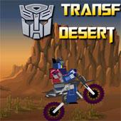 Трансформери: Гонки по Пустелі