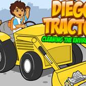 Гонки на тракторах з Дієго