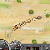 Гонки на тракторах на будівництві