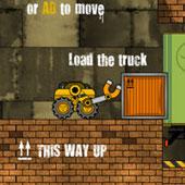 Гонки на тракторах на заводі