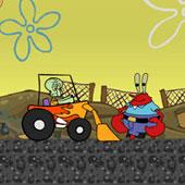 Гонки на тракторах зі Сквидвортом