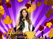 Ханна Монтана співає
