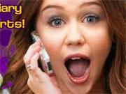 Hannah Montana та телефон