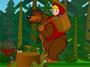 Маша і ведмідь бродилки