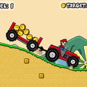 Гонки на тракторах з Маріо 2