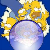 Сімпсони: Магічний Куля
