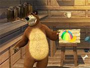 Старі Маша і ведмідь