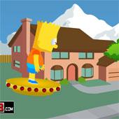 Сімпсони: Барт Проти Зомбі