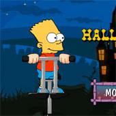 Сімпсони: Стрибки на Хеллоуїн