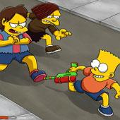 Сімпсони: Барт і Хулігани