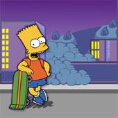 Сімпсони Катаються на Скейтборді