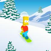 Сімпсони на Сноуборді