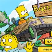 Сімпсони: Барт Катається на Карті