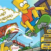 Сімпсони: Барт і Скейтборд