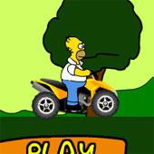 Сімпсони: Гомер на Квадроциклі