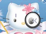 Хелло Кітті знайди букви