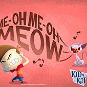 Кіт вісі Кет: Райдужна Місія