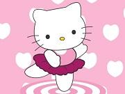 Хелло кітті танцює