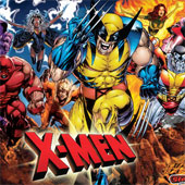 Люди Ікс: Захисти Склад