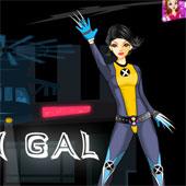 Люди Ікс: Супергерой-дівчина