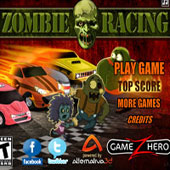 Зомбі гонки по колу