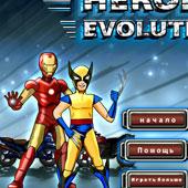 Люди Ікс: Еволюція