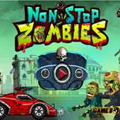 Нескінченні зомбі гонки