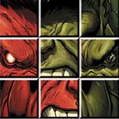 Зелений Халк проти червоного Халка