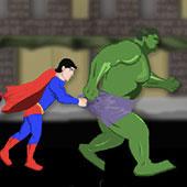 Халк проти Росомахи та інших супергероїв