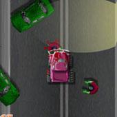 Гра гонки зомбі 2: Тисни зомбяков